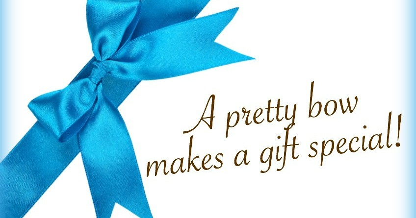 How To Make Your Gift Special With A Pretty Bow A Mother S Daughter